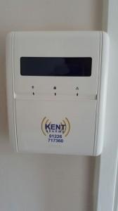 Kent Alarms Keypad