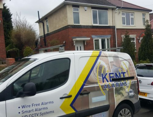 Alarm & CCTV Installations in Notton & Wrenthorpe